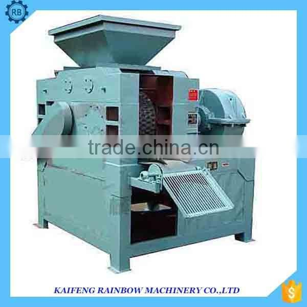 factory directly supply coal ball briquette making machine/slurry briquette pressing machine/ball briquette maker