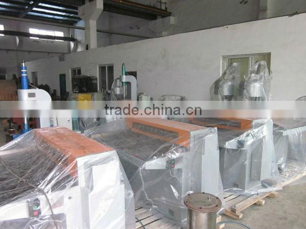 Tinplate sheet cutting machine for food cans