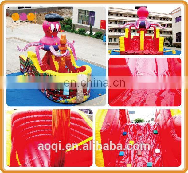 inflatable pirate ship with new design AOQI design