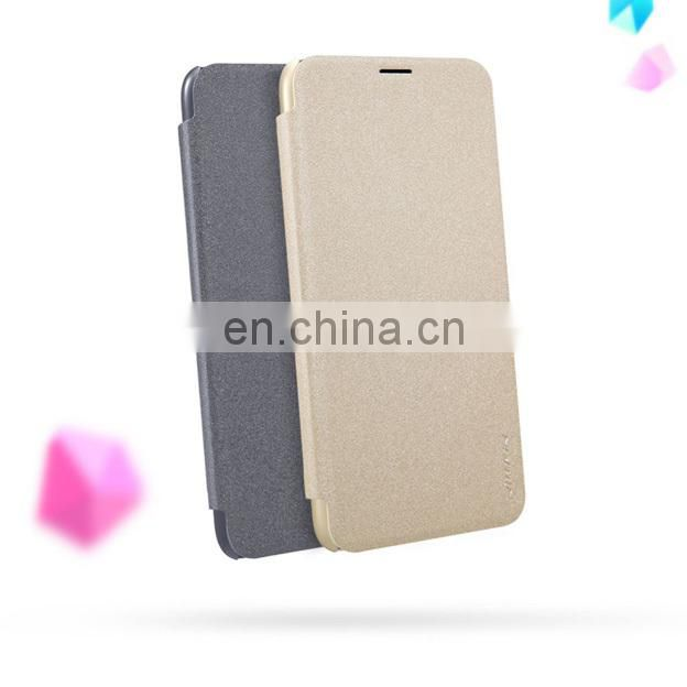 Ultrathin PU Leather + PC Cover Phone Case for Huawei Mate 10 Lite