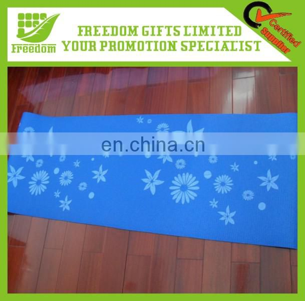 Promotional Logo Printed Yoga Mat