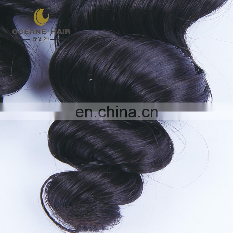Grade 6 A raw indian hair wholesale indian hair remy human hair