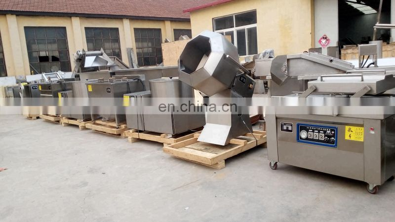 Hot selling Potato Chips Production Line  automatic potato chips making machine Image