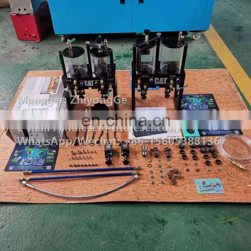 C-A-T8000 DIESEL COMMON RAIL INJECTION BENCH with NEW SOFTWARE DATA