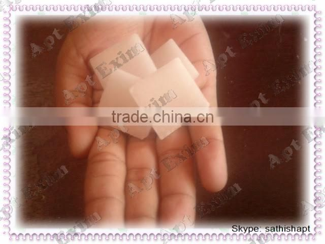 Hot Sale White Camphor Tablets from India to Malaysia Market