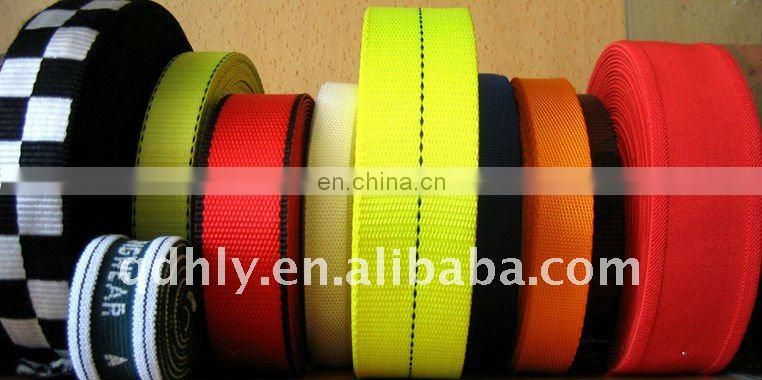 wholesale polyster webbing of factory