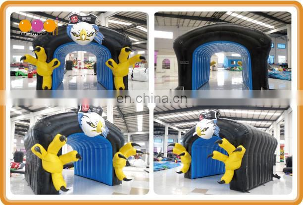 2016 new design fresh new inflatable Hawk arch