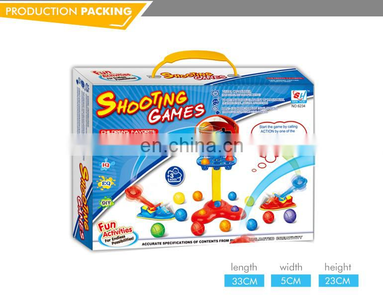 Cheep indoor recreational kids shooting game mini basketball toy