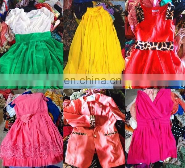 wholesale used clothing in australia/england/canada/uae wholesale clothing used child dress