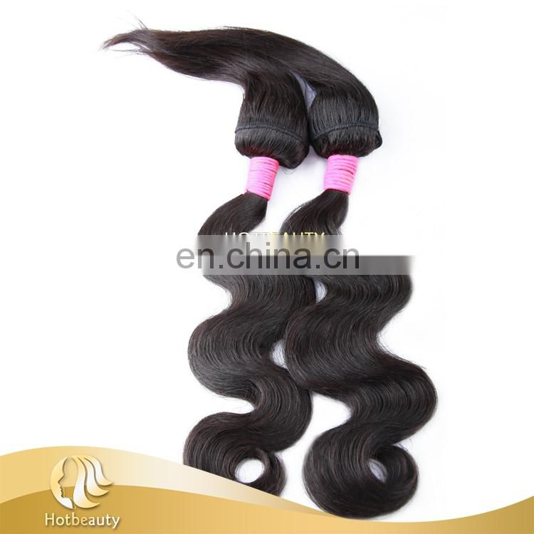 Braid In Hair Weft 2017 New Product Hot Beauty Hair Company Top Grade Brazilian