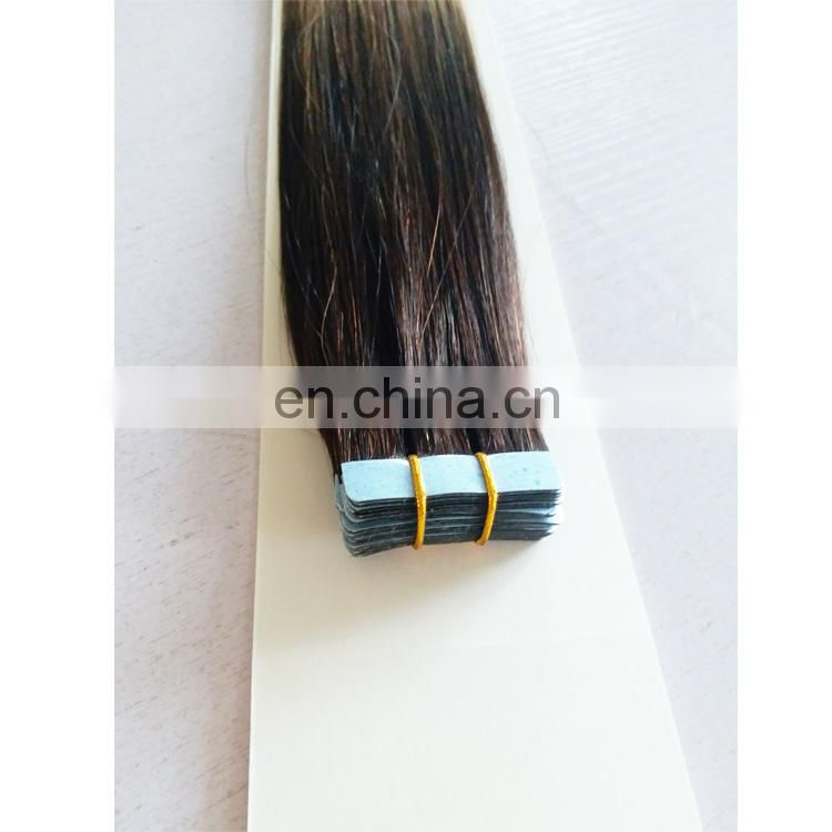 Wholesale Fashionable balayage tape hair Quality Human Hair Tape In Hair Extensions