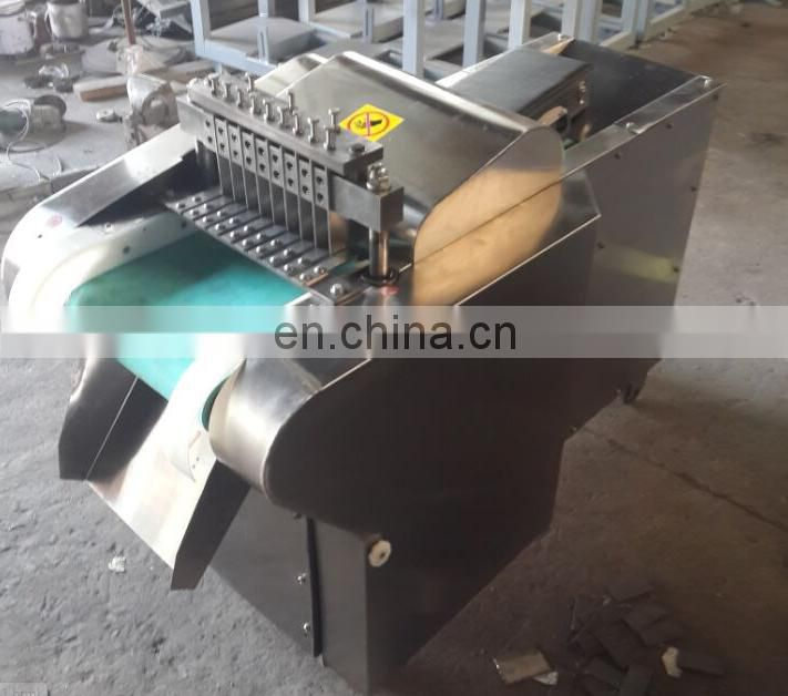 Small cheap industrial pig feet cutter machine for sale