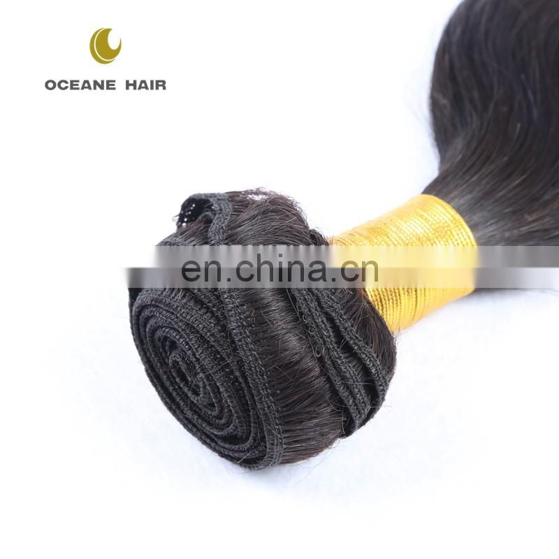 Hot selling 2016 new product quality China factory real mink brazilian hair virgin hair bundles with lace