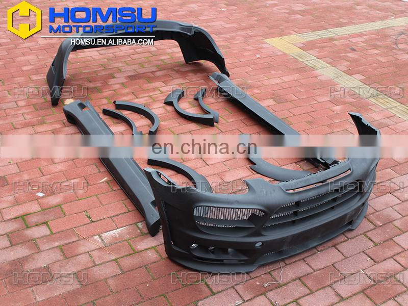 Auto bodystyling Pp Material cayenne 958 HM Car Parts 2015 porsch 958 Body Kits