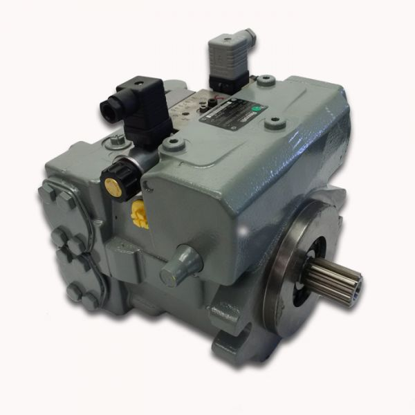 Pgf2-2x/013re01ve4 Axial Single 4535v Rexroth Pgf Double Gear Pump Image