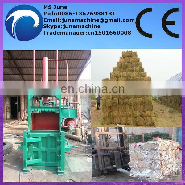 Industrial Popular Hydraulic Press Used for clothing Waste Paper and Cartons