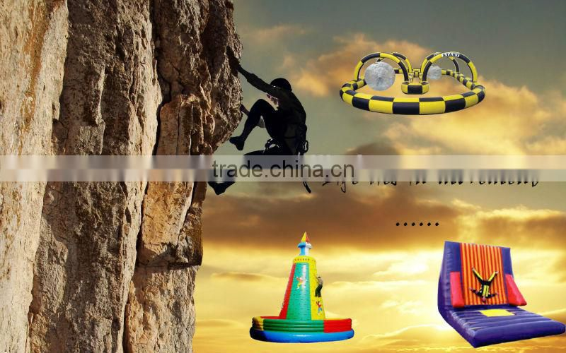 2014 hot sale bungee rope jumping bungee jumping equipment for sale