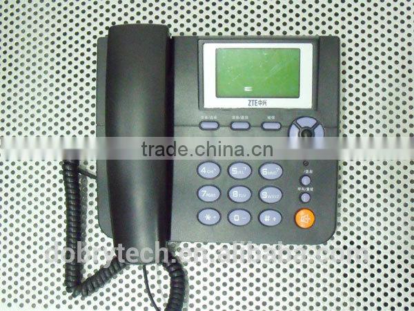 Brand new gsm desktop phone sim card land phone ZTE WP623 of