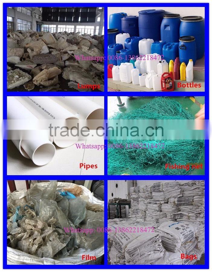 scrap copper wire shredder for sale/plastic waste grabage shredder