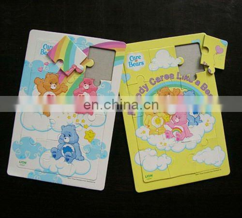 children paper jigsaw puzzles