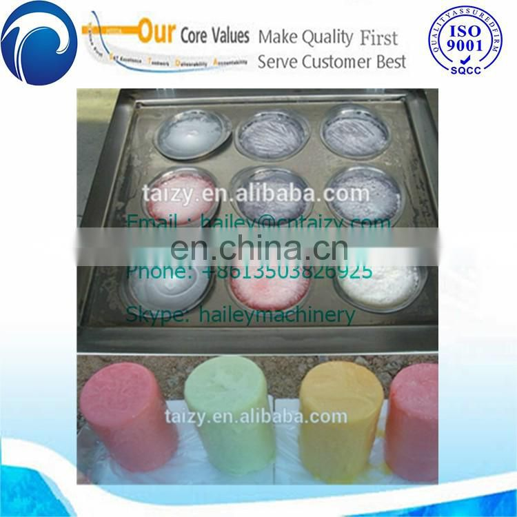 Automatic industrial block ice making machine for snow ice crusher machine