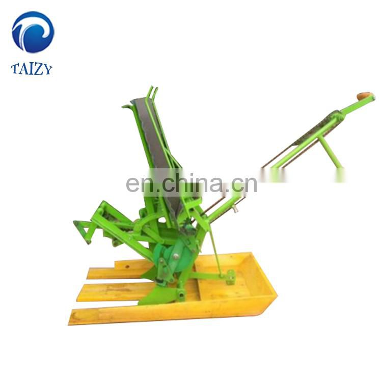 Multifunctional manual rice transplanter with great price