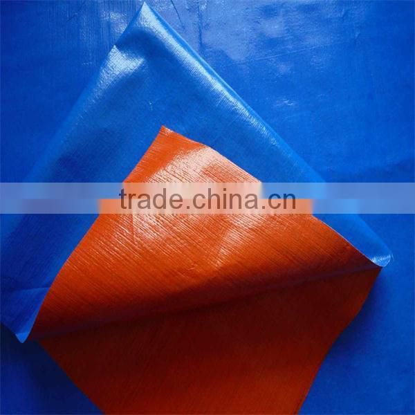 China waterproof heatproof pe tarpaulin with truck cover