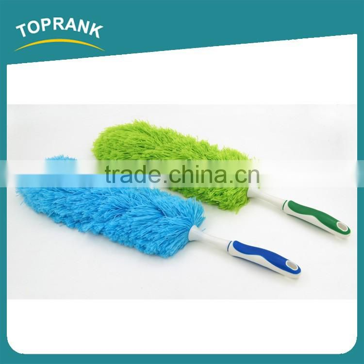 Toprank Hot Sale Household Magic Fiber Cleaning Duster Cleaning Hand Microfiber Soft 360 Spin Duster