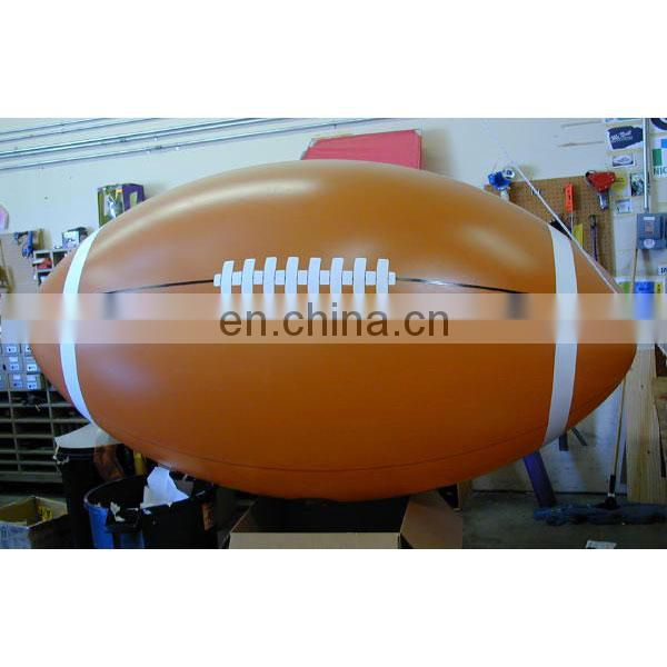 giant inflatable football inflatable rugby ball for advertising