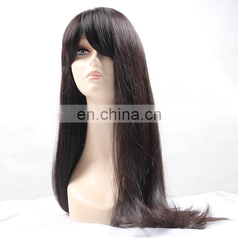 30-40 inch long hair 360 full swiss lace wigs mink human hair alibaba China