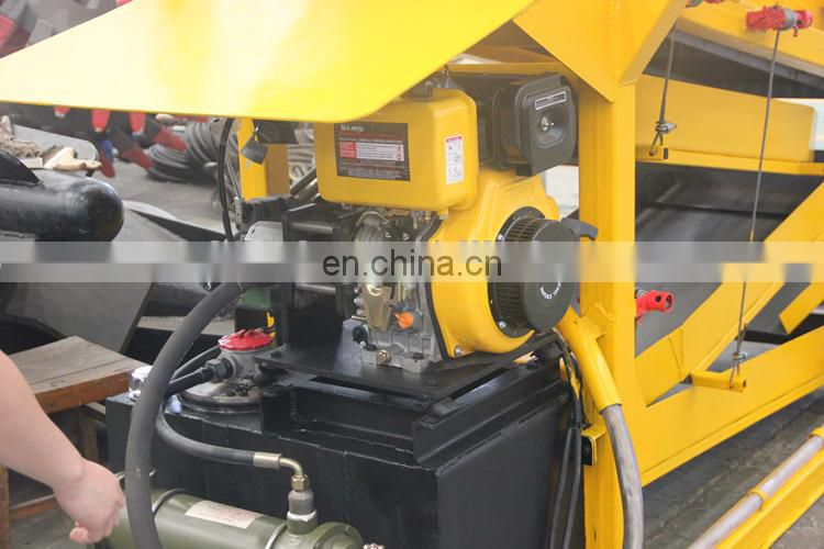 vibrating grizzly VGM alluvial gold mining equipment