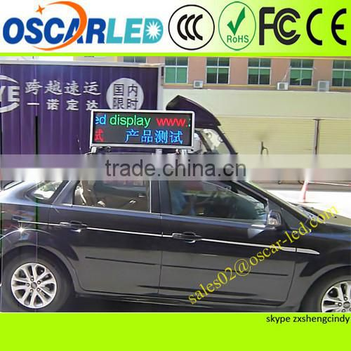 alibaba express in electronics xxx video wireless taxi led top light
