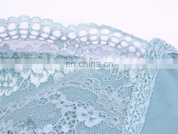 Good Quality Cute Young Lady Lace Latest Fashion Sexy Bra