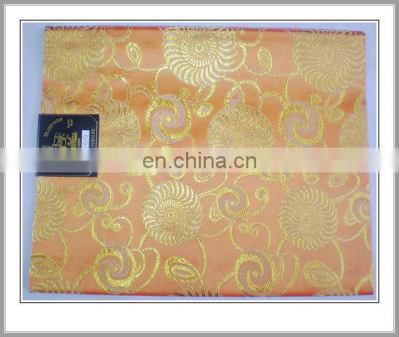 swiss sego damask headtie(SG385G)
