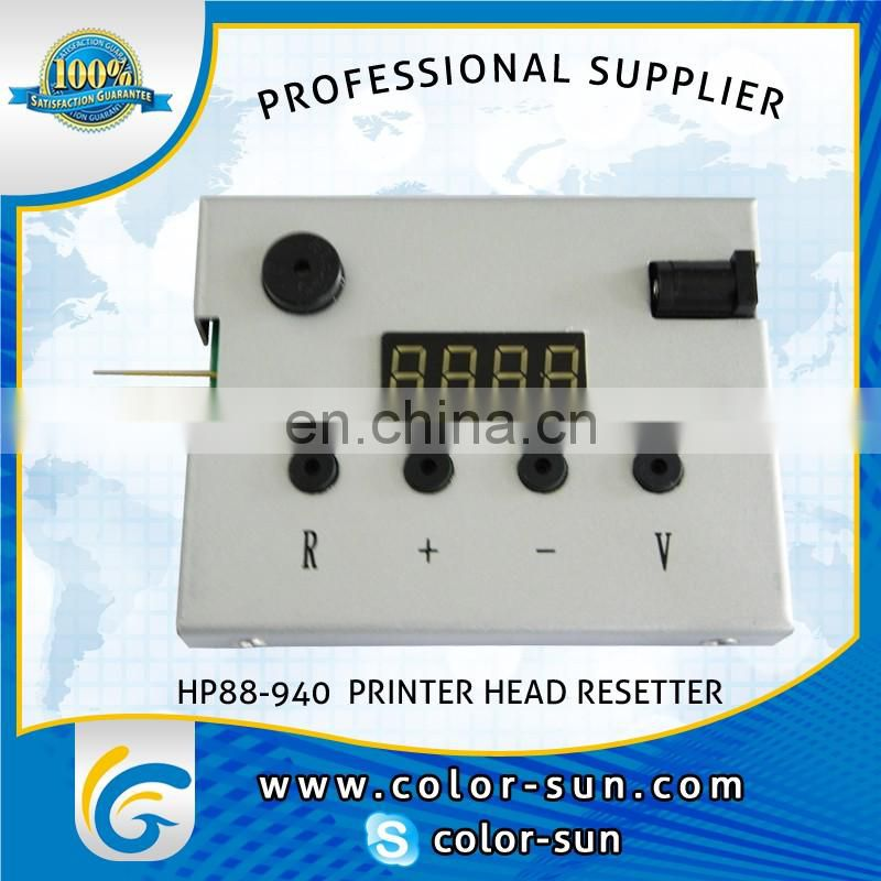 for reset printhead for HP88 940 18 Printerhead Chip resetter