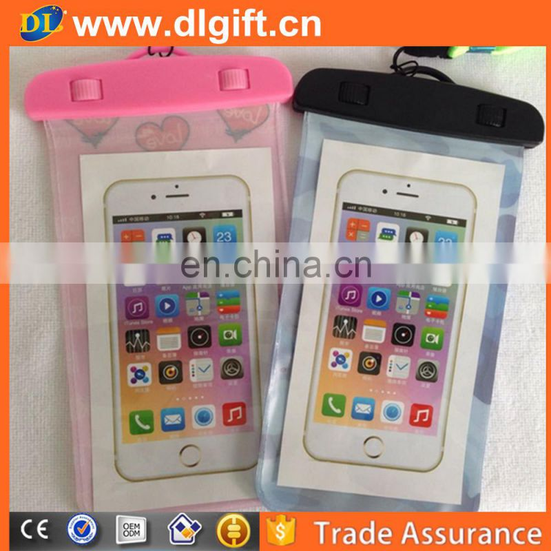 Wholesale plastic packaging box for fancy cell phonecase production