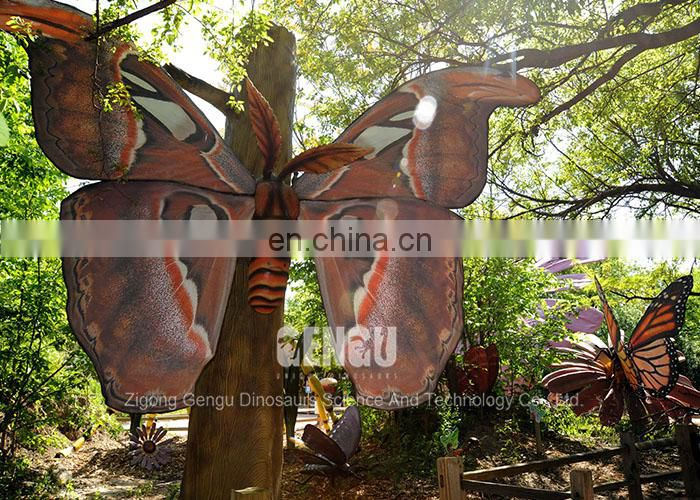 Outdoor Playground Equipment Large 3D Insects