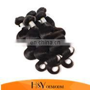 Unprocessed Brazilian Virgin Hair Silky Straight,Best Quality 100%Human Hair Extension from China HY factory outlet
