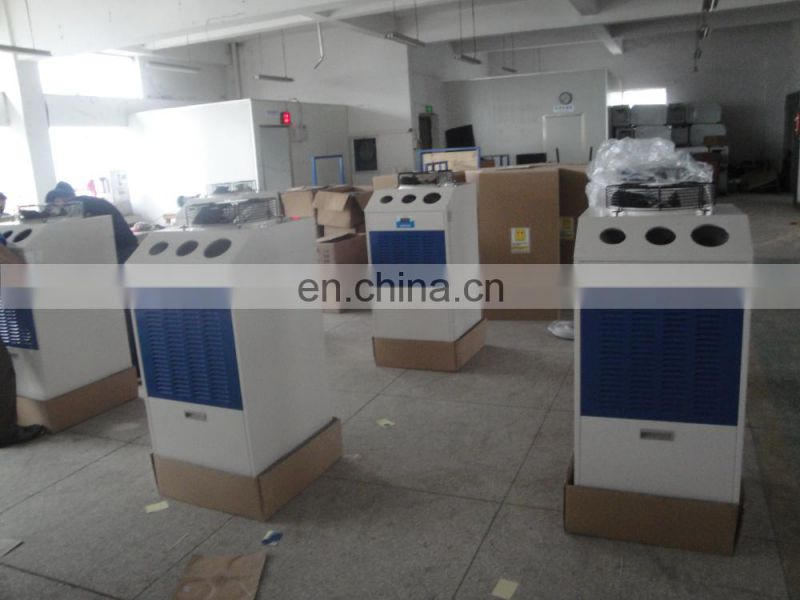 CE CB CETL Approved Movable Air conditioner for industrial workshop for cooling and heating