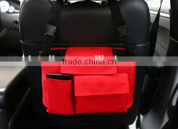 Multi-purpose travel baby stroller organizer