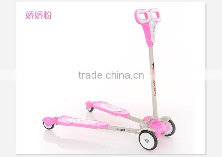 cheap baby scooter large skate scooter four wheel kick scooter