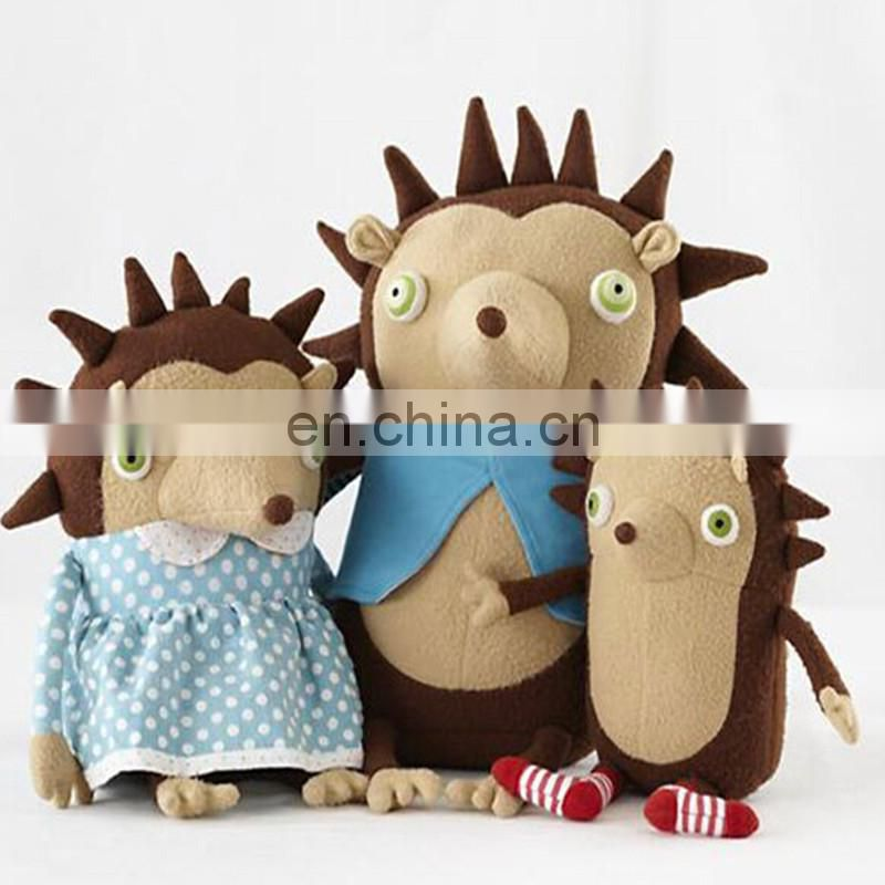 Wholesale cute animal . cartoon movie animal stuffed plush toy custom design logo