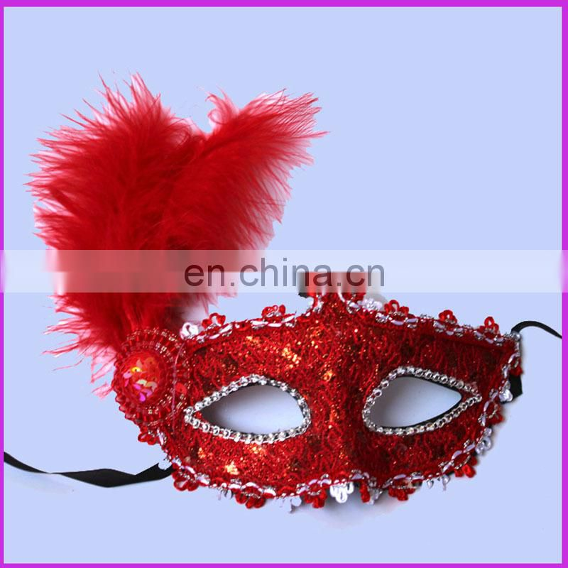 DX-MK-1840 Smile plastic Halloween Party Mask city masquerade masks for sale