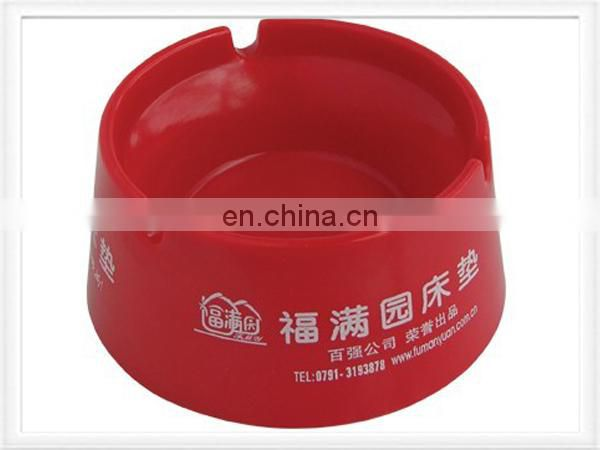 Pocket ashtray plastic ashtray in custom shape support personal design