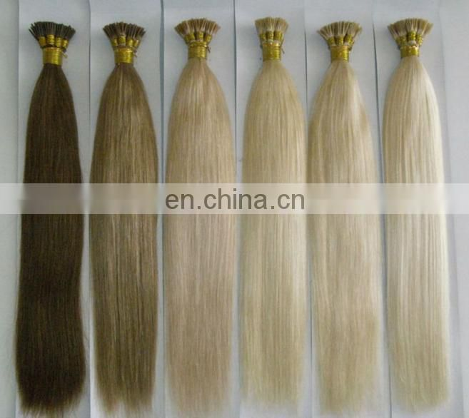 supreme pre bonded U/V/I tip body wave hair extension