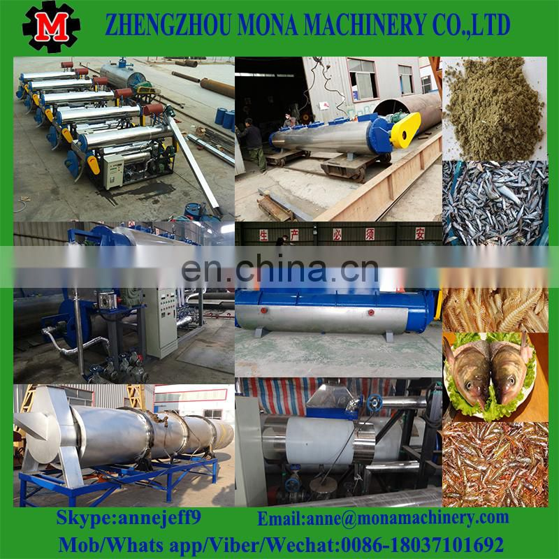Best quality and hot sale fish meal making machine/fishmeal plant Image