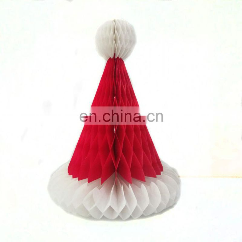 Christmas Party Decorations Christmas Hanging Santa Hat Decorations