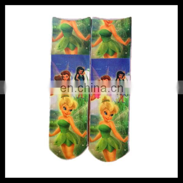 custom printed sock in polyester
