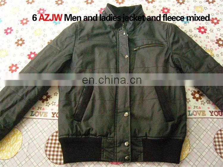 Exporters Bulk Wholesale Winter Leather Jacket Used winter Clothes In London