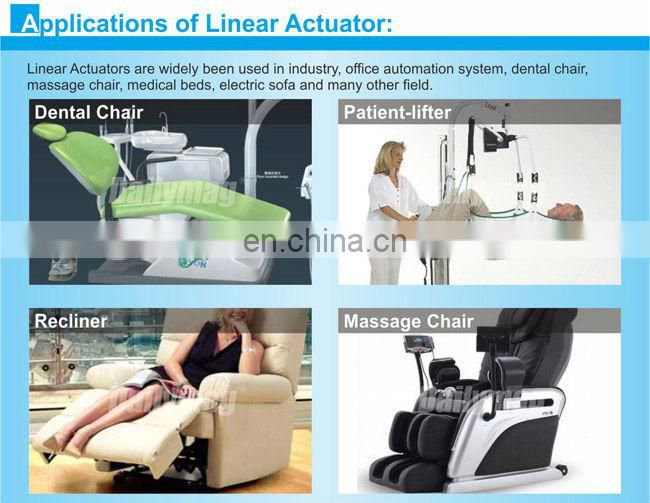 Electric DC Medical Used Mini Linear Actuators